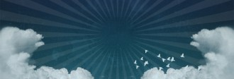 Clouds Website Banner