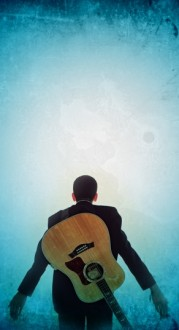 Musician Website Sidebar