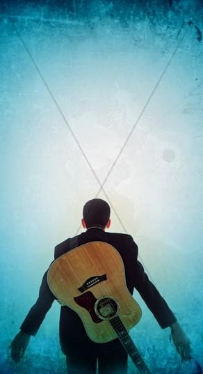 Musician Website Sidebar