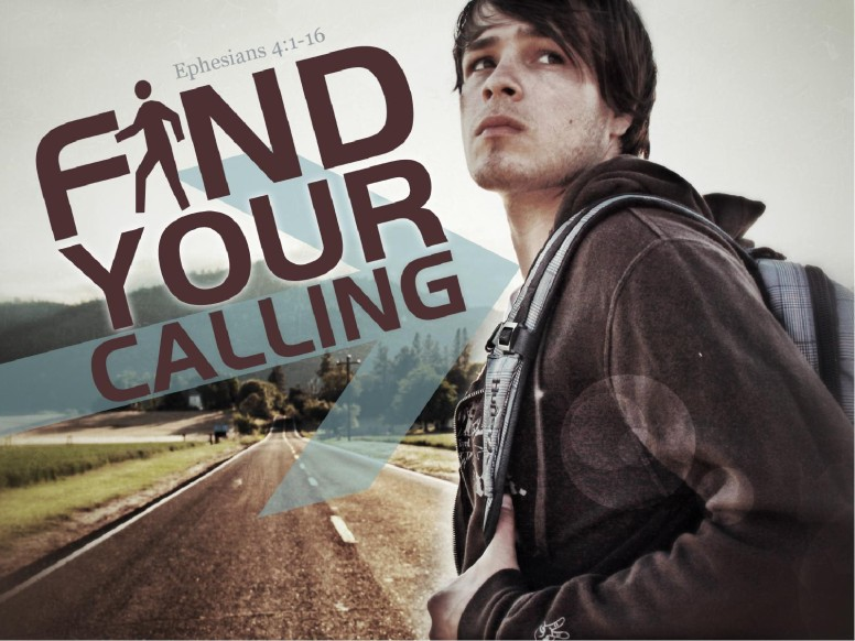 Find Your Calling PowerPoint Sermon