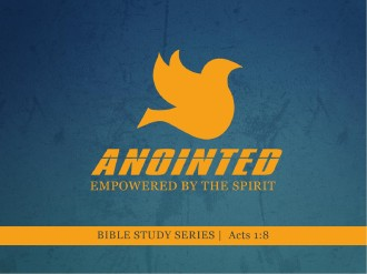 Anointed PowerPoint Sermon