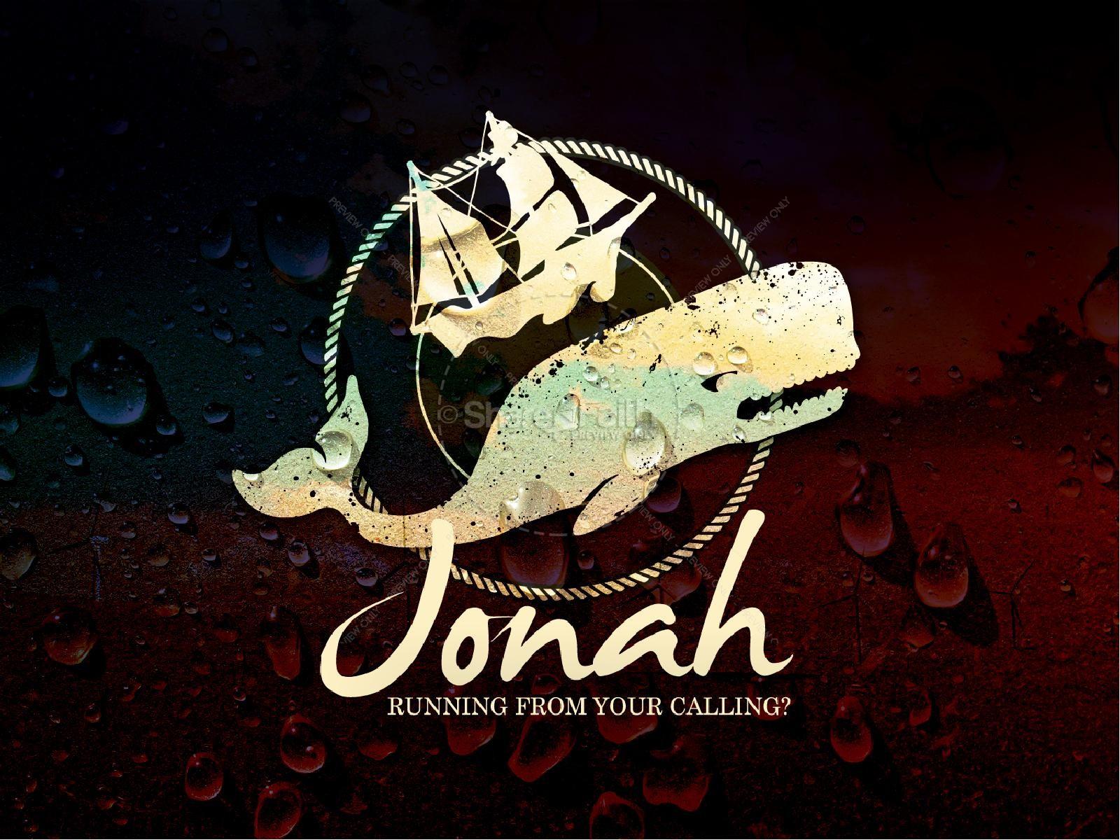 Jonah PowerPoint Sermon PowerPoint Sermons