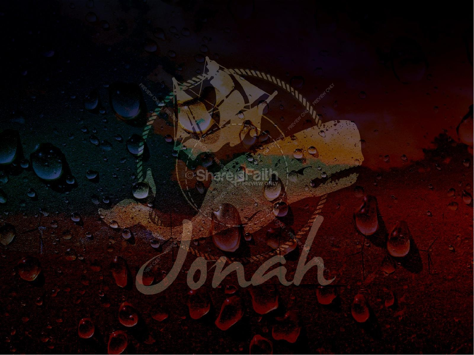 Jonah PowerPoint Sermon | slide 9