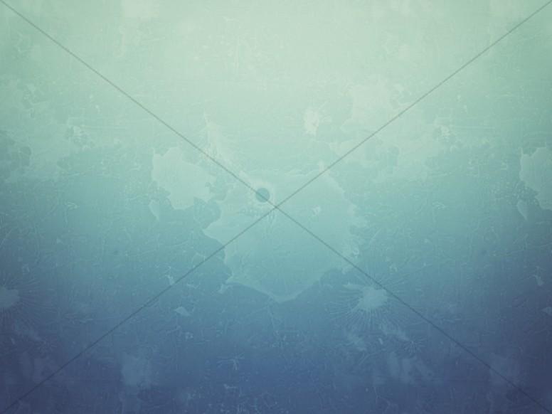 Light Blue Texture Worship Template