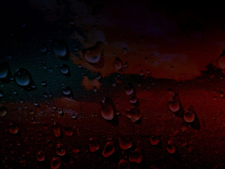 Drops of Water Worship Background