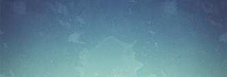 Gradient Blue Website Banner