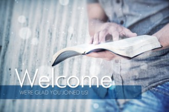 Bible Reading Welcome Video