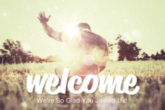 Worship Him Welcome Video
