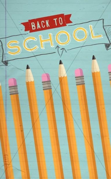 Back to School Bulletin Design