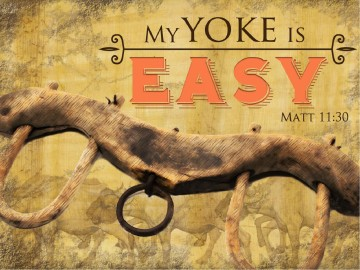 My Yoke Is Easy PowerPoint Sermon