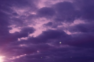 Purple Sunset Worship Loop