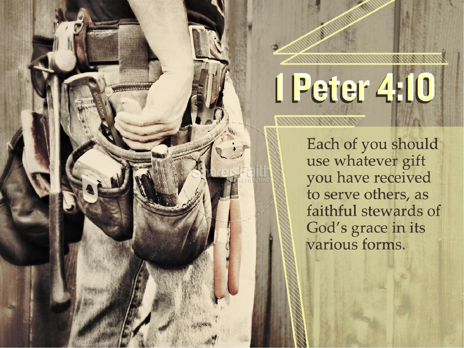 Kingdom Workers PowerPoint Sermon | slide 2