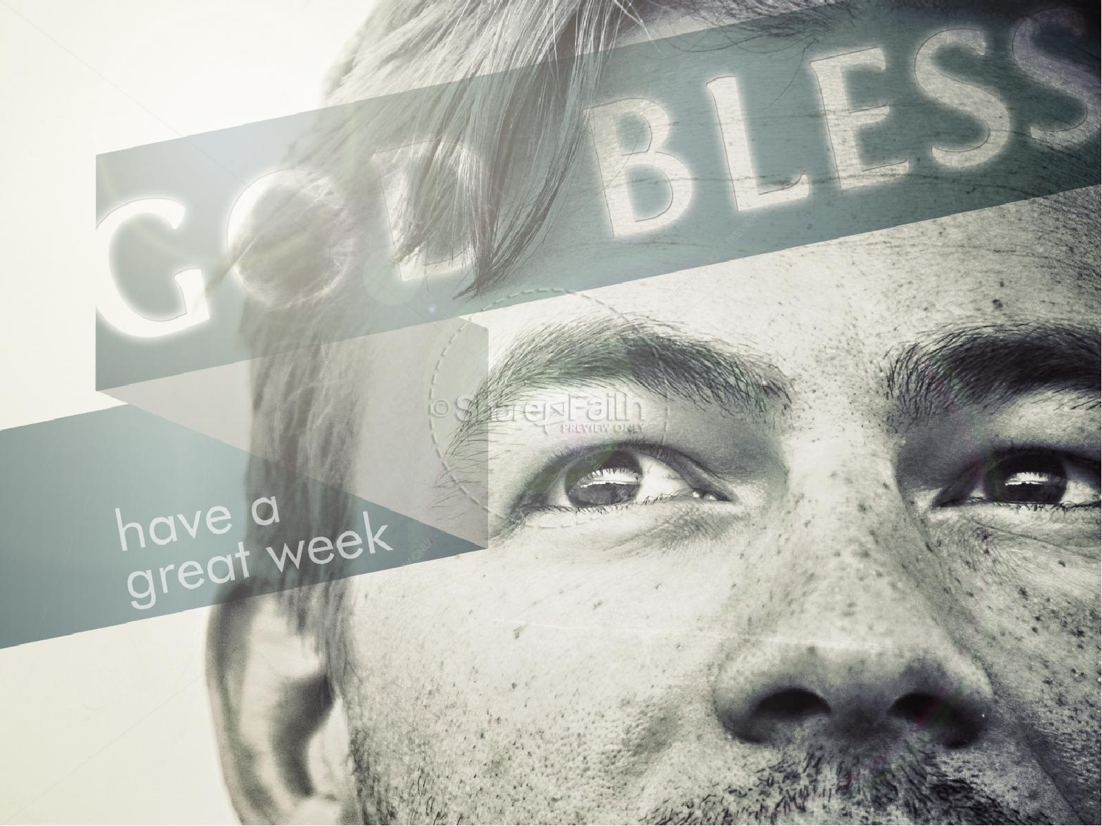 Fix Your Eyes on Jesus PowerPoint Sermon
