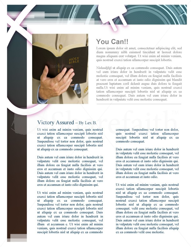 Get Connected Church Newsletter | page 2