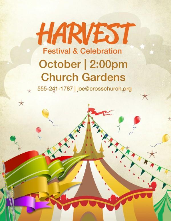 Harvest Festival Harvest Carnival