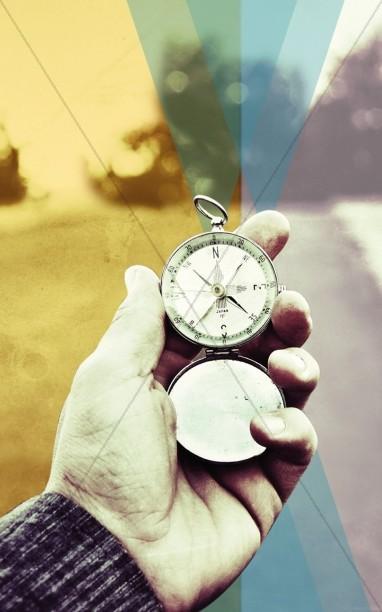 Compass Bulletin Cover Templates
