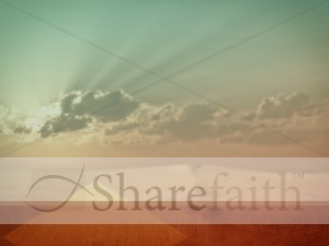 Fall Season Worship Background Template