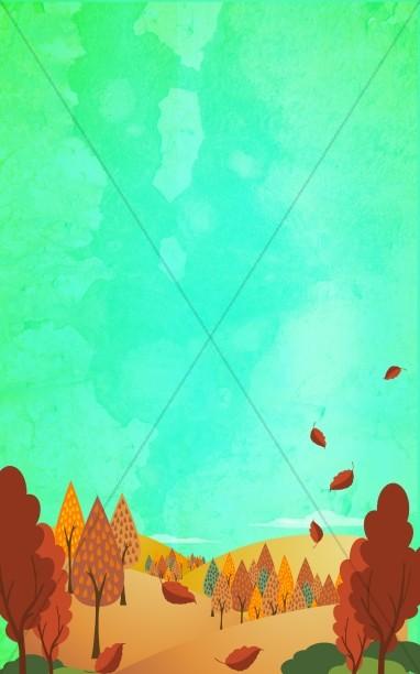 Fall Bulletin Design