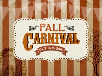 Fall Carnival Church PowerPoint