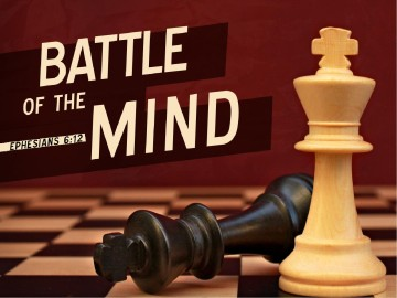 Battle of the Mind PowerPoint