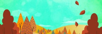Fall Day Website Banner