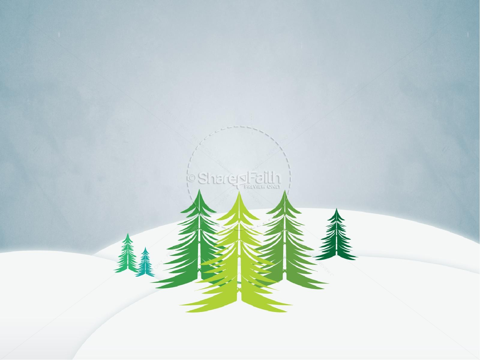 Joy to the World Christmas PowerPoint Sermon