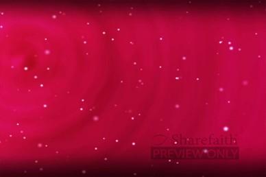 Red Background Worship Loop