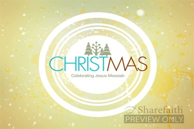Jesus Messiah Christmas Video