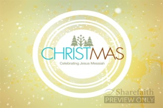 Jesus Messiah Christmas Video