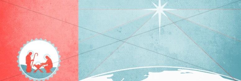 Christmas Nativity Website Banner