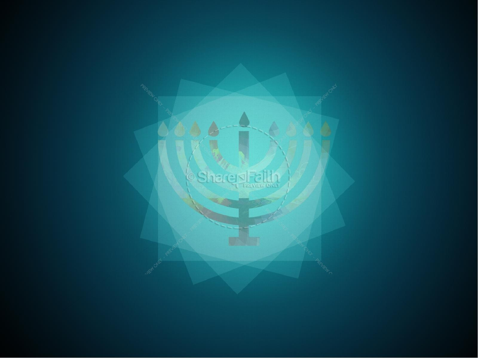 Happy Hanukkah PowerPoint