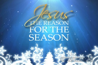 Jesus the reason for the season video loop