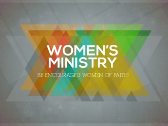 Womens Ministry Still Event Slide