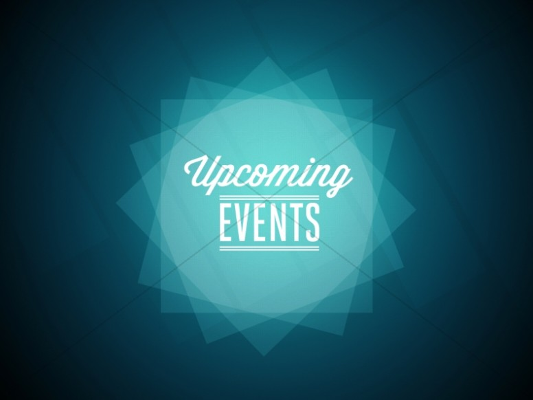 Upcoming Events Church Service Still