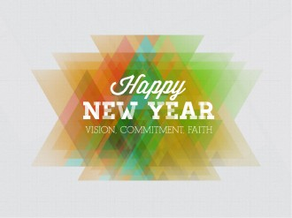 New Year PowerPoint Sermon For Church
