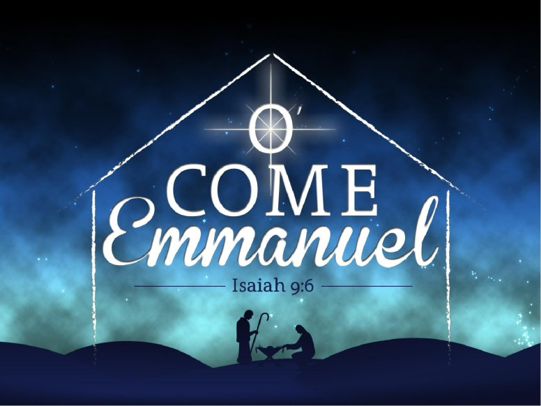 O Come Emmanuel PowerPoint Sermon