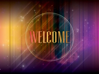Welcome Slide Church Event Still