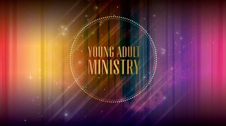 Young Adult Ministry HD Slide JPG