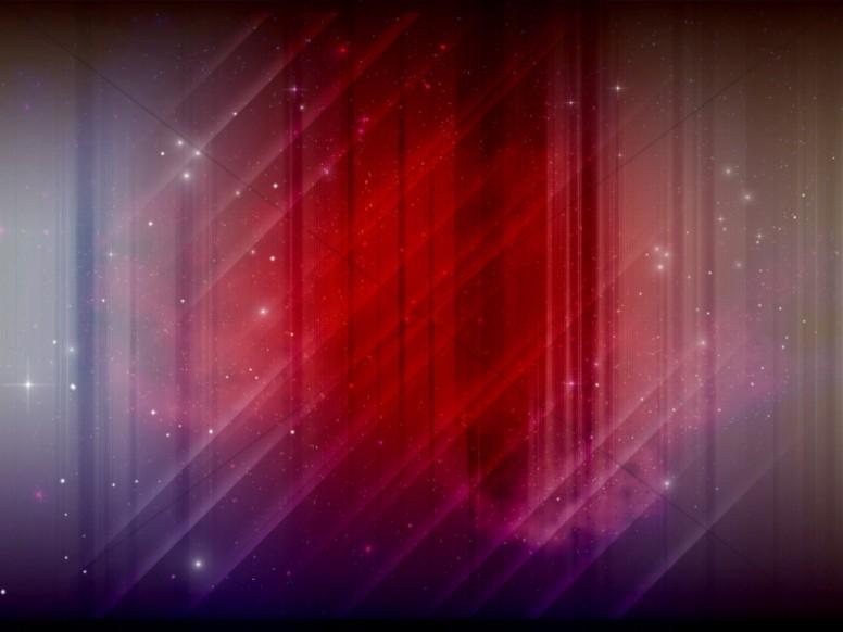 Red Blue Worship Slide