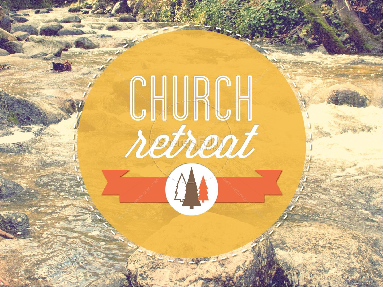 Church Retreat PowerPoint