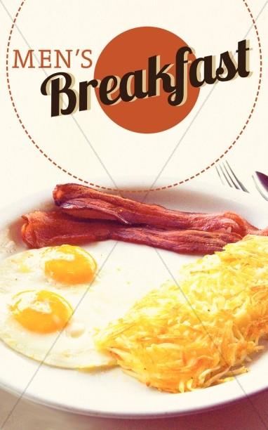 Men's Breakfast Bulletin