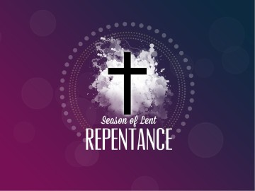 Season of lent repentance lent powerpoints - Wallpaper for lent season ...