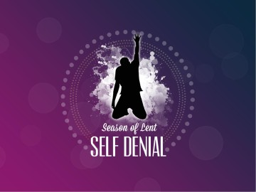 Season of lent self denial lent powerpoints - Wallpaper for lent season ...