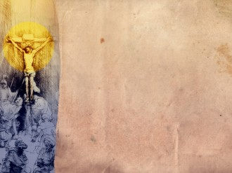 Redeemed Worship Background Template