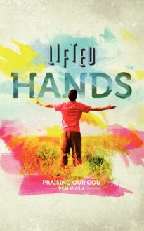 Lifted Hands Church Bulletin
