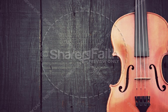 Violin Church Stock Photos