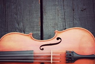 Violin Faith Stock Photos