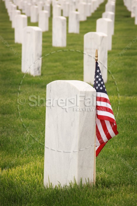 Memorial Day Christian Stock Images