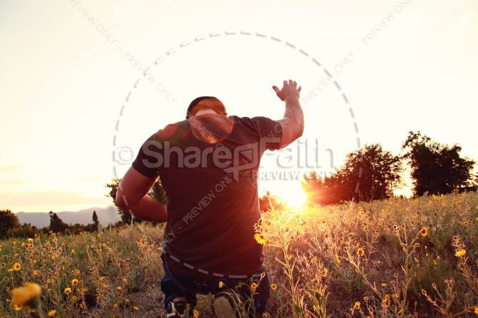 Worshipper Christian Stock Photos
