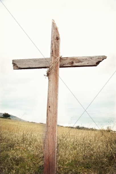 Cross Christian Stock Images
